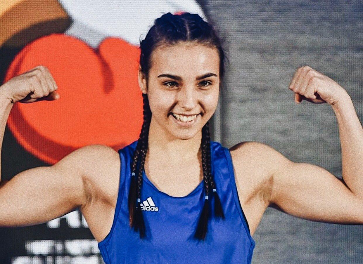 Христина Лакійчук – срібна призерка Чемпіонату світу!
